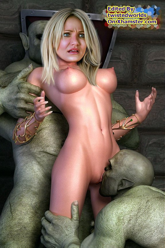 Monsters Invading Hollywood Pussy By twistedworlds
